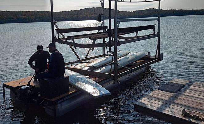 transport sur l'eau
